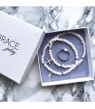 Zestaw Biżuterii Rose Soul Kwarc